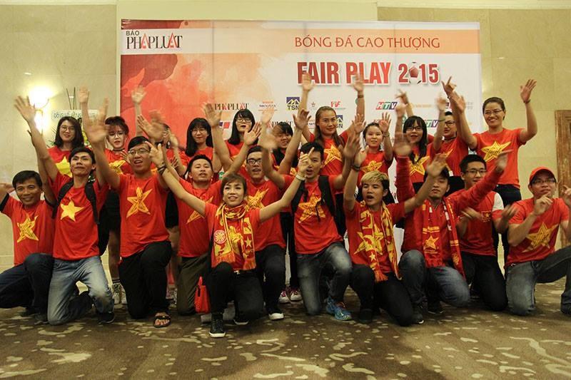 Abass Dieng đăng quang giải Fair Play 2015 - ảnh 20