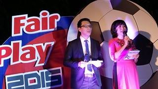 Abass Dieng đăng quang giải Fair Play 2015 - ảnh 14