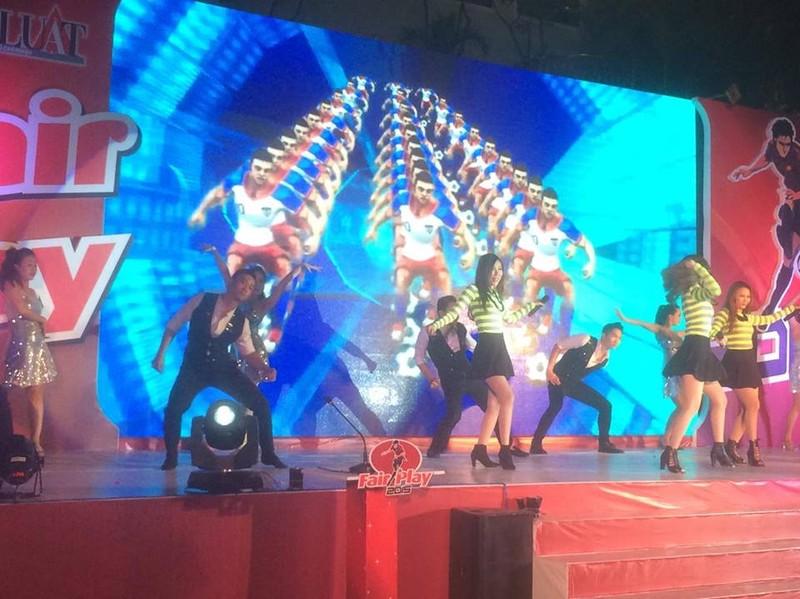 Abass Dieng đăng quang giải Fair Play 2015 - ảnh 11