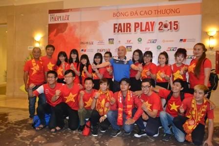 Abass Dieng đăng quang giải Fair Play 2015 - ảnh 29