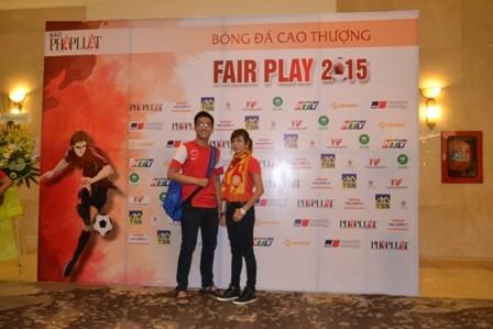 Abass Dieng đăng quang giải Fair Play 2015 - ảnh 27