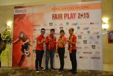 Abass Dieng đăng quang giải Fair Play 2015 - ảnh 26