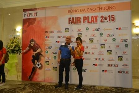 Abass Dieng đăng quang giải Fair Play 2015 - ảnh 25
