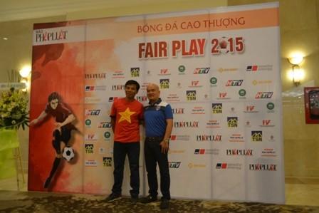 Abass Dieng đăng quang giải Fair Play 2015 - ảnh 24