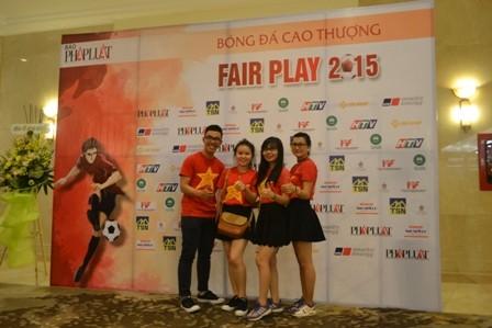 Abass Dieng đăng quang giải Fair Play 2015 - ảnh 22