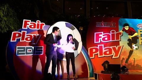 Abass Dieng đăng quang giải Fair Play 2015 - ảnh 4