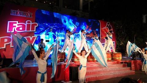 Abass Dieng đăng quang giải Fair Play 2015 - ảnh 15