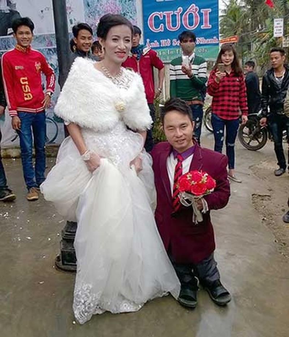 Đám cưới cổ tích… - ảnh 1