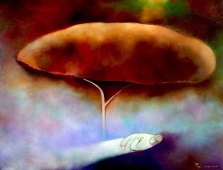 Nhạc Trịnh Công Sơn được giới thiệu bằng hội họa - ảnh 1