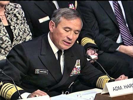 Tư lệnh Mỹ: Trung Quốc đang muốn bá quyền ở Đông Á - ảnh 1