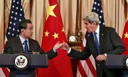 Trung Quốc tố Mỹ tuần tra ở biển Đông - ảnh 1