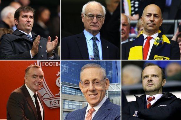 SỐC: M.U, Chelsea, Liverpool, Arsenal bàn kế ly khai khỏi Champions League - ảnh 1