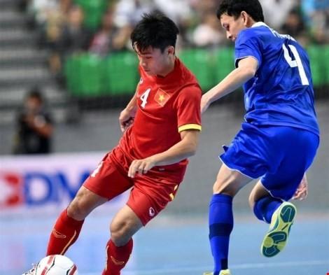 Futsal Việt Nam lên kế hoạch kỹ lưỡng trước VCK World Cup - ảnh 1