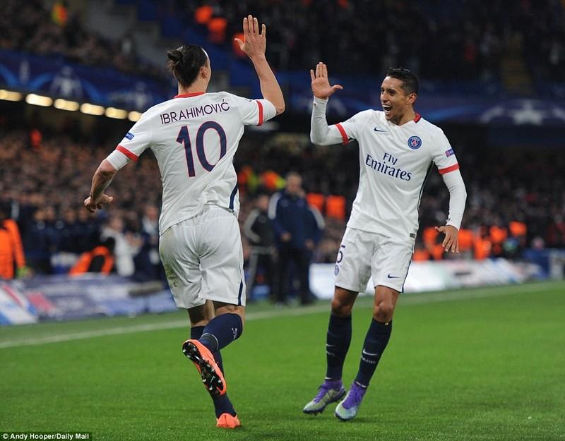 Ibrahimovic 'lên đồng', Chelsea 'ôm hận' - ảnh 1