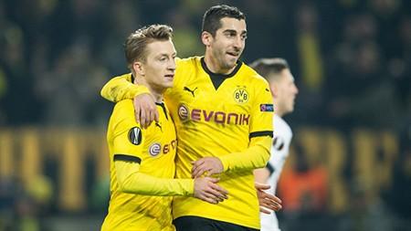 Vòng 16 đội Europa League: M.U lâm nguy, Dortmund thăng hoa - ảnh 3