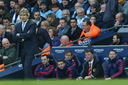 Man Utd 'hạ gục' Man City, Van Gaal phấn khích - ảnh 2
