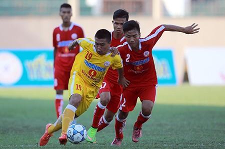 Sannatech Khánh Hòa vào bán kết U-19 quốc gia - ảnh 1