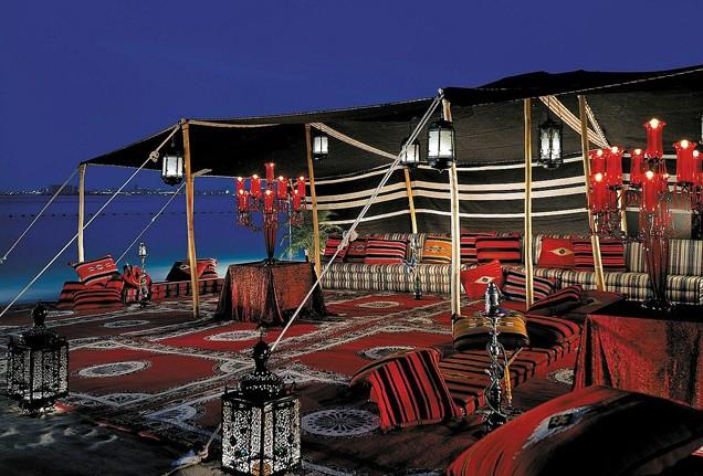 CĐV sẽ ở 'khách sạn ngàn sao' giữa sa mạc tại World Cup 2022 - ảnh 2