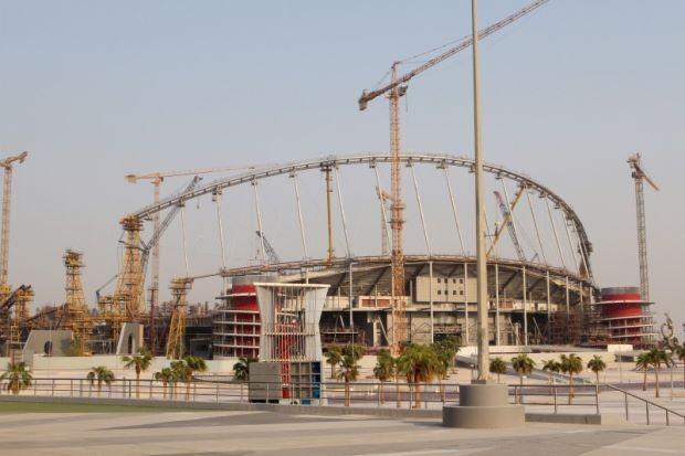 CĐV sẽ ở 'khách sạn ngàn sao' giữa sa mạc tại World Cup 2022 - ảnh 3