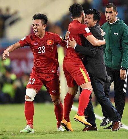 Việt Nam 4-1 Đài Loan (Trung Quốc): Màn ra mắt hoàn hảo của HLV Hữu Thắng - ảnh 6