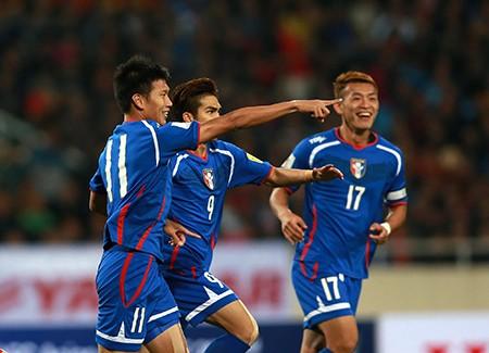 Việt Nam 4-1 Đài Loan (Trung Quốc): Màn ra mắt hoàn hảo của HLV Hữu Thắng - ảnh 1