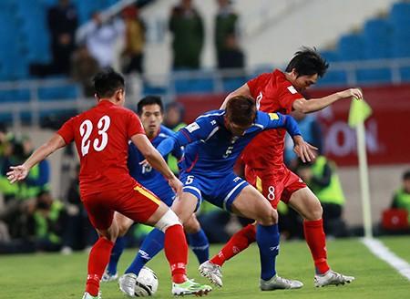 Việt Nam 4-1 Đài Loan (Trung Quốc): Màn ra mắt hoàn hảo của HLV Hữu Thắng - ảnh 3