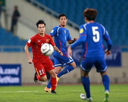 Việt Nam 4-1 Đài Loan (Trung Quốc): Màn ra mắt hoàn hảo của HLV Hữu Thắng - ảnh 2