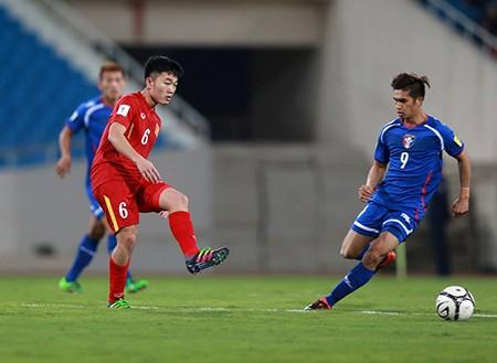 Việt Nam 4-1 Đài Loan (Trung Quốc): Màn ra mắt hoàn hảo của HLV Hữu Thắng - ảnh 4