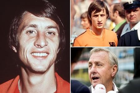 'Thánh' Johan Cruyff qua đời vì bệnh ung thư phổi - ảnh 2