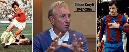 'Thánh' Johan Cruyff qua đời vì bệnh ung thư phổi - ảnh 1