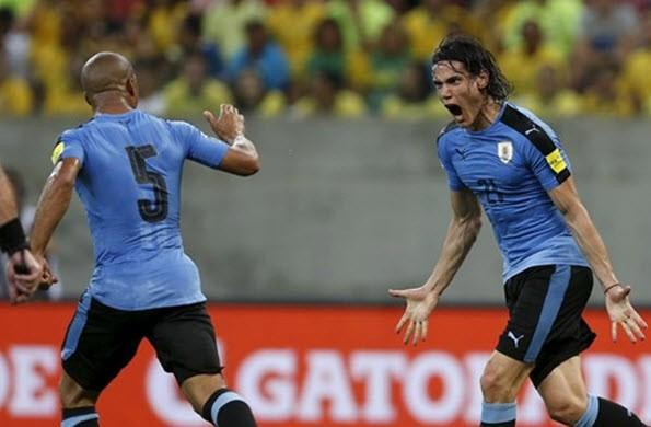 Brazil 2-2 Uruguay: Ngược dòng ngoạn mục - ảnh 2