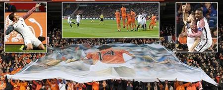 Pháp hạ Hà Lan trong trận ngày tưởng nhớ Cruyff - ảnh 1
