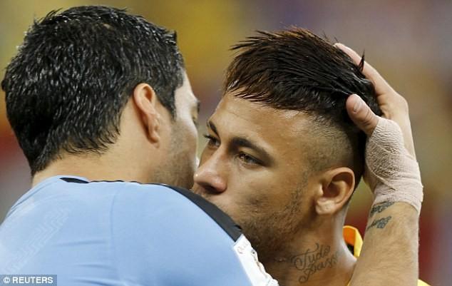 Brazil 2-2 Uruguay: Ngược dòng ngoạn mục - ảnh 1