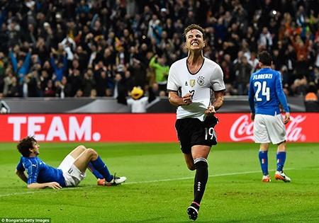 Đức 'đè bẹp' Ý, Anh 'phơi áo' trước Hà Lan - ảnh 2