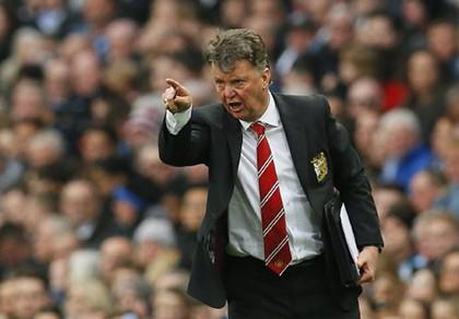 Van Gaal và MU mơ top 3 Premier League - ảnh 1