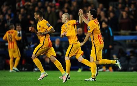 Suarez tỏa sáng, Barca thắng ngược Atletico - ảnh 3