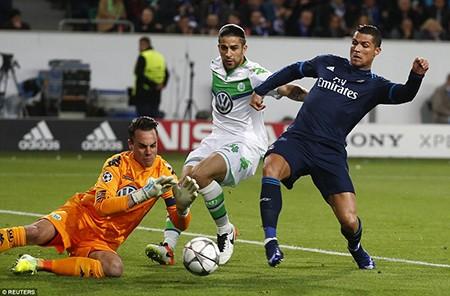 Thua sốc trên đất Đức, Real Madrid lâm nguy - ảnh 1