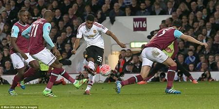 Rashford lập 'siêu phẩm', Man Utd vào bán kết FA Cup - ảnh 2