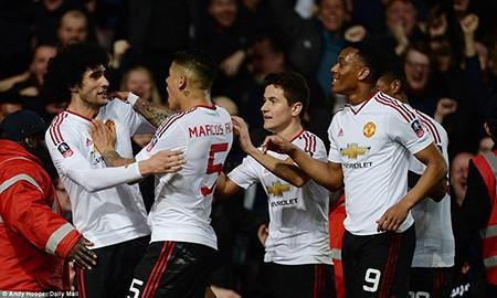 Rashford lập 'siêu phẩm', Man Utd vào bán kết FA Cup - ảnh 3