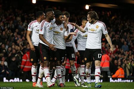 Rashford lập 'siêu phẩm', Man Utd vào bán kết FA Cup - ảnh 1