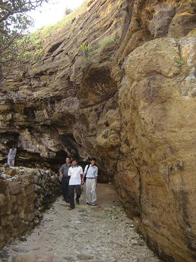 Quảng Ngãi triển khai kế hoạch xây dựng Công viên địa chất toàn cầu  - ảnh 1