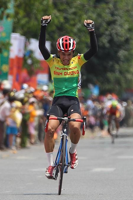 Nguyễn Dương Hồ Vũ lần đầu thắng chặng tại Cúp Truyền hình - ảnh 1