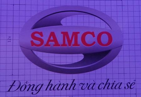 Samco công bố sử dụng logo mới - ảnh 2