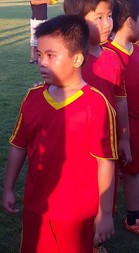 Borussia Dortmund ấn tượng với tài năng 8 tuổi của trường Lương Thế Vinh - ảnh 5