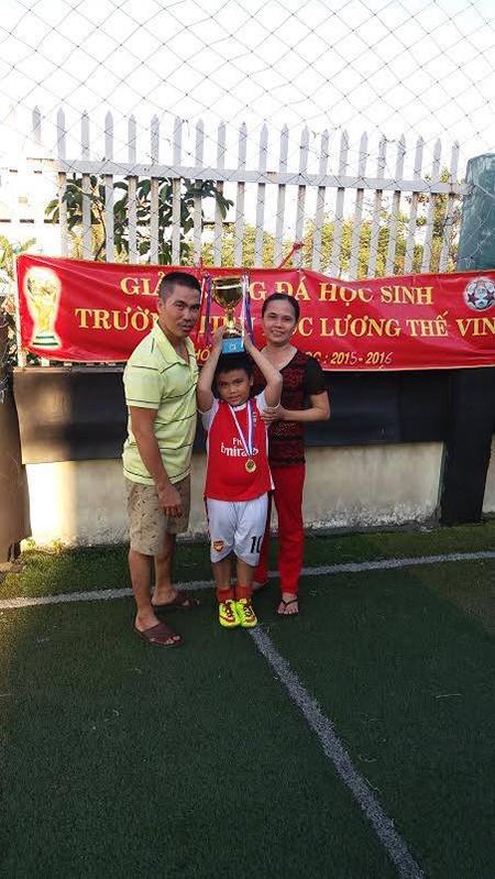 Borussia Dortmund ấn tượng với tài năng 8 tuổi của trường Lương Thế Vinh - ảnh 6