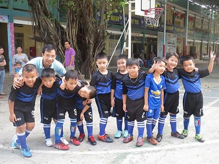 Borussia Dortmund ấn tượng với tài năng 8 tuổi của trường Lương Thế Vinh - ảnh 7