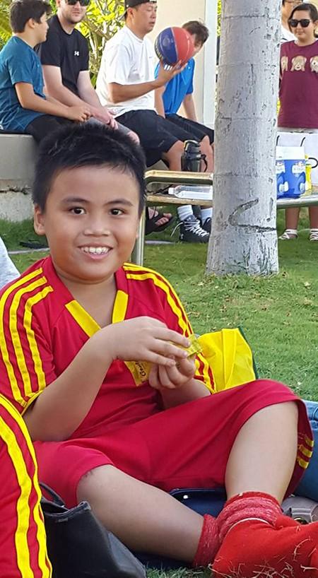 Borussia Dortmund ấn tượng với tài năng 8 tuổi của trường Lương Thế Vinh - ảnh 1
