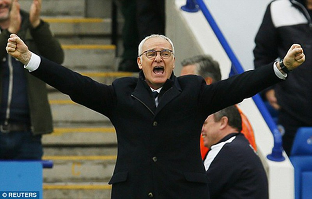 Vô địch Premier League, Claudio Ranieri được thưởng 'khủng' - ảnh 1