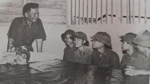 Đại tướng Lê Đức Anh, chiến dịch Hồ Chí Minh, 30/4/1975