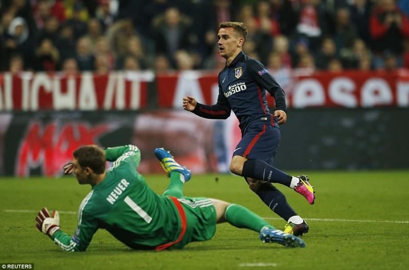 Bayern bị Atletico loại tức tưởi trong trận cầu siêu kịch tính - ảnh 2